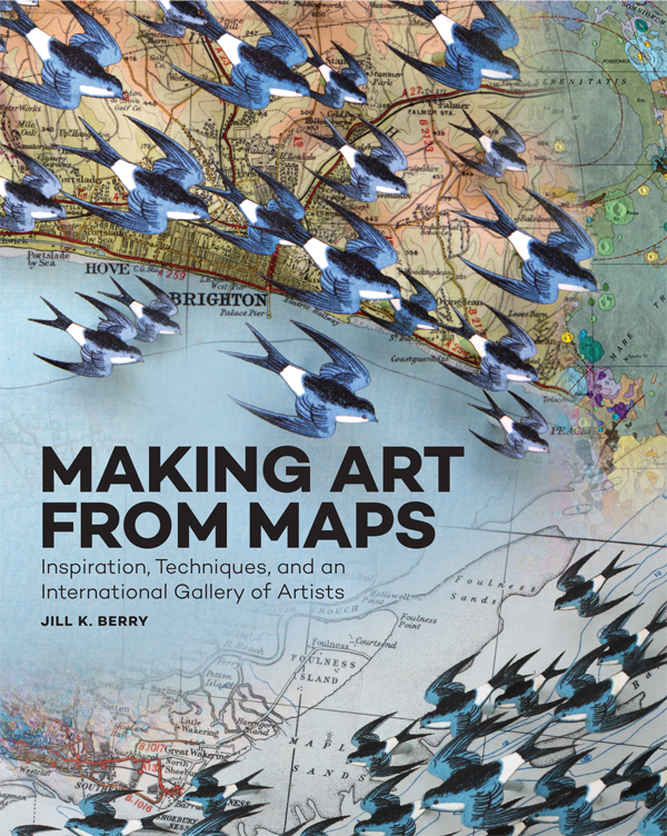Making Art from Maps_Cover600